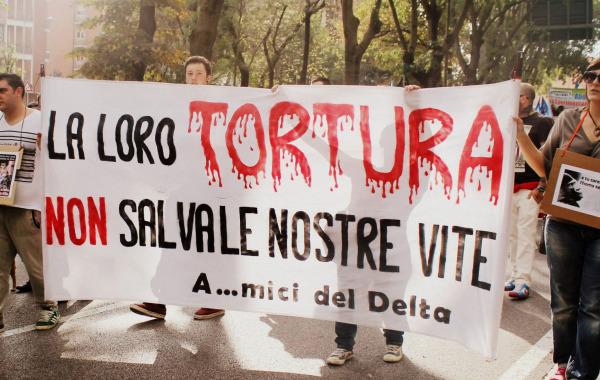 Manifestazione Ferrara
